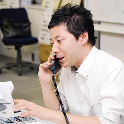 小川:OA事業部 課長