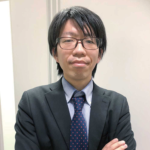 モバイル事業部・CRM事業部 次長 若林 誠章